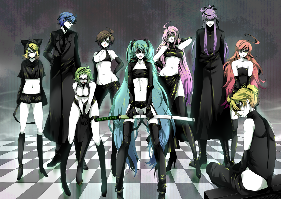 Vocaloid Wallpaper Pack 10 | Randomness Thing Vocaloid Characters Meiko